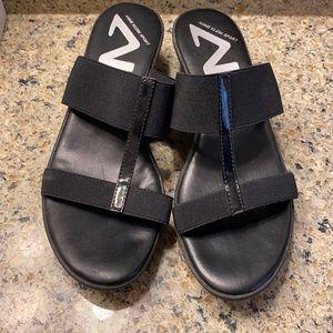 Anne Klein Sport Black Sandal